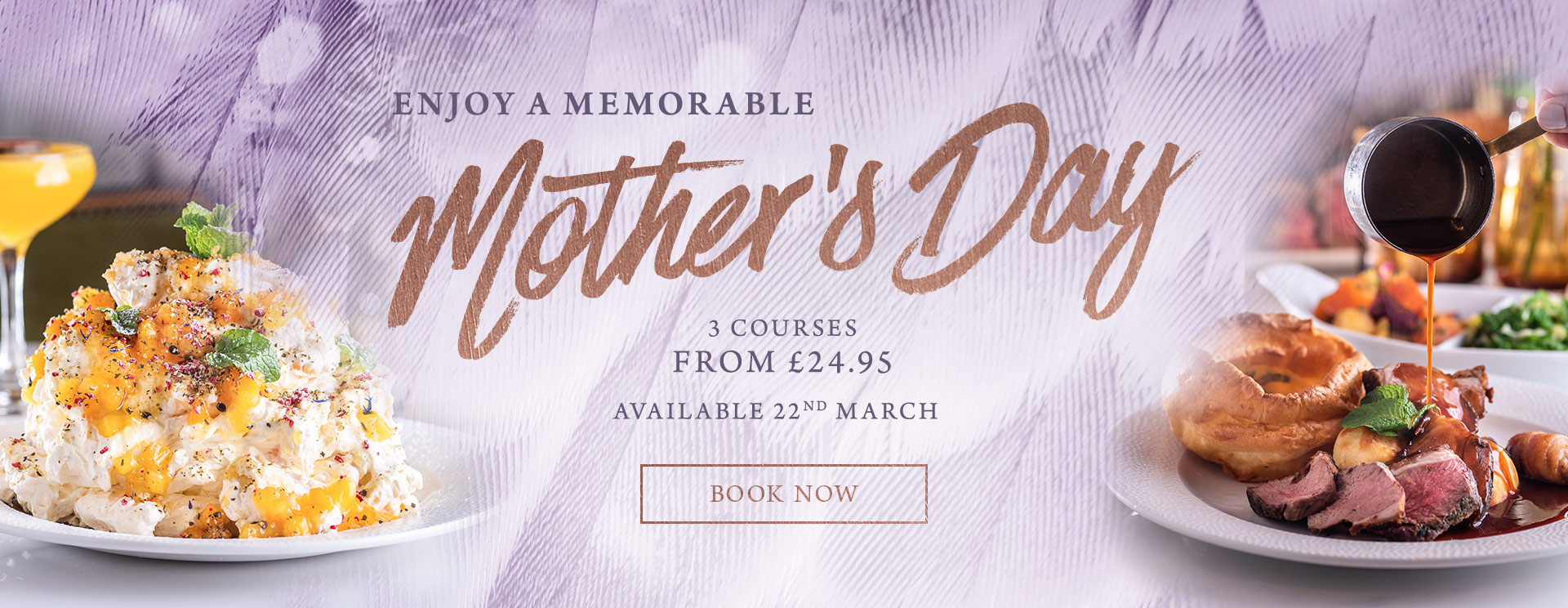 Mother's Day 2019 at The Caversham Rose